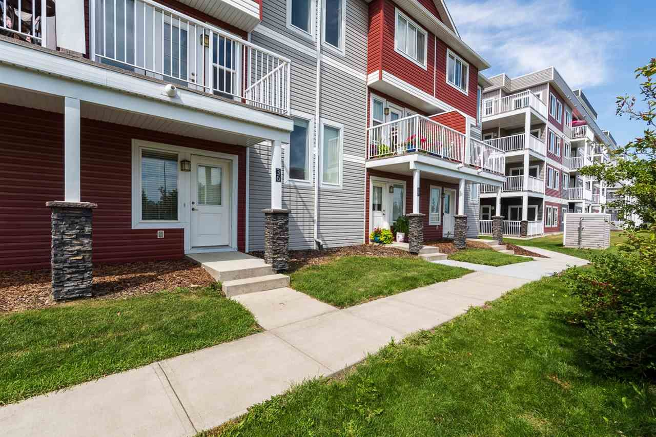 Main Photo: 36 1816 RUTHERFORD Road in Edmonton: Zone 55 Townhouse for sale : MLS®# E4244444