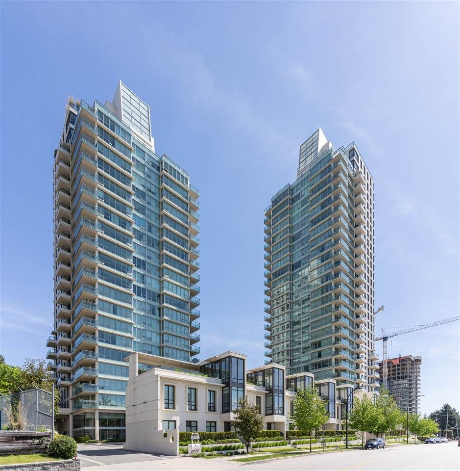 Main Photo: 307 2200 DOUGLAS ROAD in Burnaby: Brentwood Park Condo for sale (Burnaby North)  : MLS®# R2487524