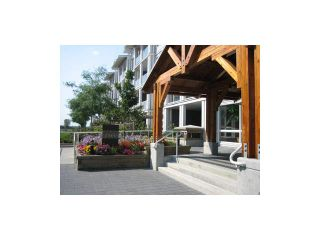 """Photo 1: 316 4500 WESTWATER Drive in Richmond: Steveston South Condo for sale in """"COPPER SKY WEST"""" : MLS®# V1097596"""