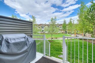 Photo 30: 224 CRANBERRY Park SE in Calgary: Cranston Row/Townhouse for sale : MLS®# C4299490