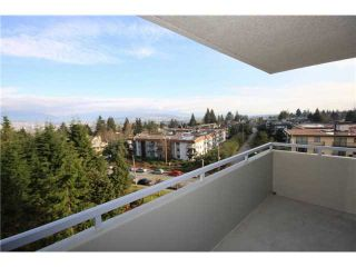 Photo 1: 603 5645 BARKER Avenue in Burnaby: Central Park BS Condo for sale (Burnaby South)  : MLS®# V868379