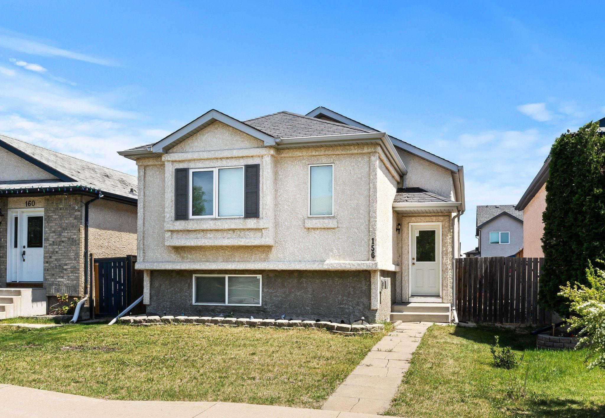 Main Photo: 156 Redonda Street in Winnipeg: Canterbury Park Residential for sale (3M)  : MLS®# 202113904