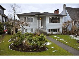 Photo 1: 4569 W 13TH Avenue in Vancouver: Point Grey House for sale (Vancouver West)  : MLS®# V872899