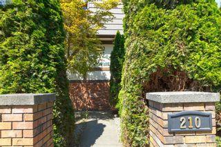 Photo 2: 4 210 Douglas St in VICTORIA: Vi James Bay Row/Townhouse for sale (Victoria)  : MLS®# 819742