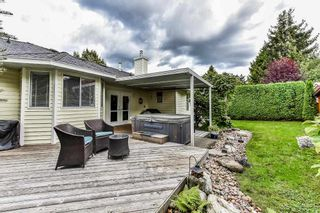 "Photo 18: 15758 93A Avenue in Surrey: Fleetwood Tynehead House for sale in ""BEL-AIR ESTATES"" : MLS®# R2214972"