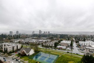 """Photo 15: 1803 6611 SOUTHOAKS Crescent in Burnaby: Highgate Condo for sale in """"GEMINI"""" (Burnaby South)  : MLS®# R2048456"""