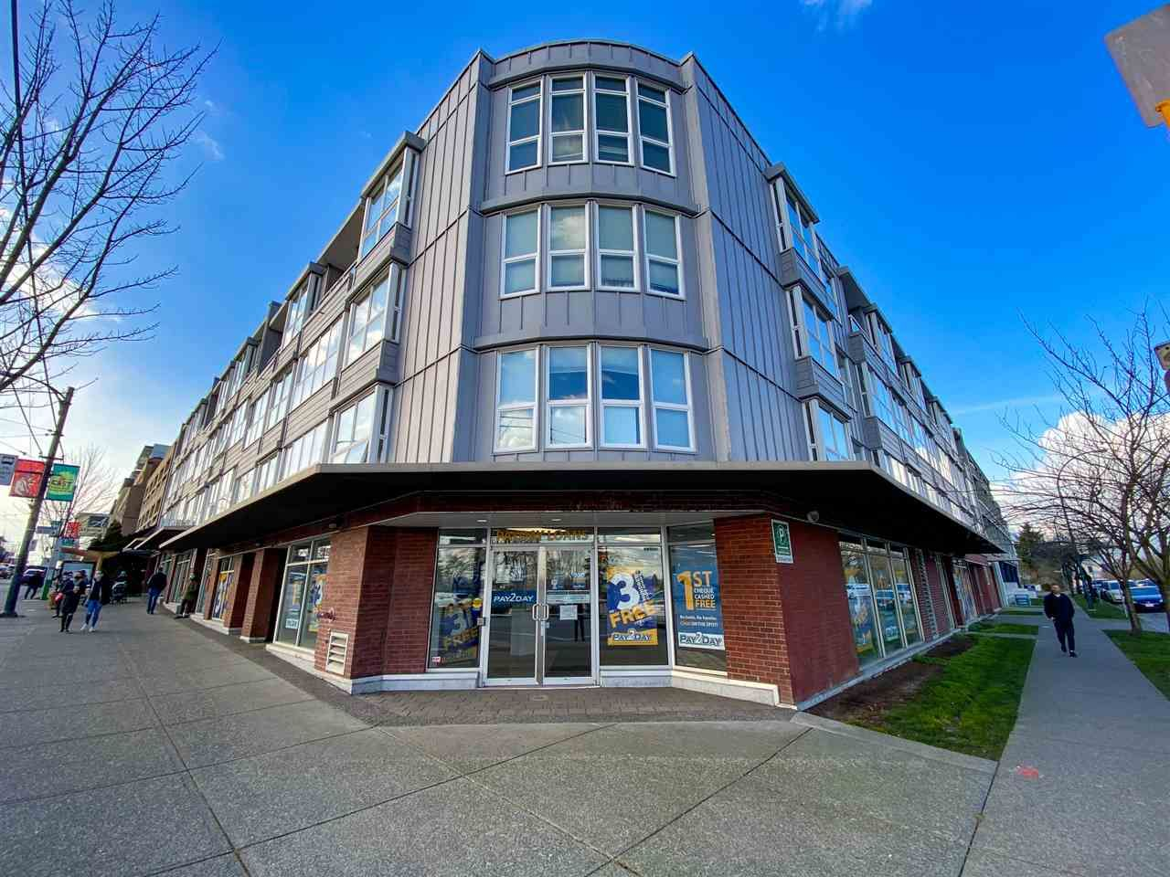 "Main Photo: 411 2891 E HASTINGS Street in Vancouver: Hastings Sunrise Condo for sale in ""PARK RENFREW"" (Vancouver East)  : MLS®# R2541978"
