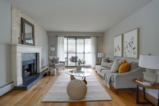 """Main Photo: 303 308 W 2ND Street in North Vancouver: Lower Lonsdale Condo for sale in """"Mahon Gardens"""" : MLS®# R2620522"""