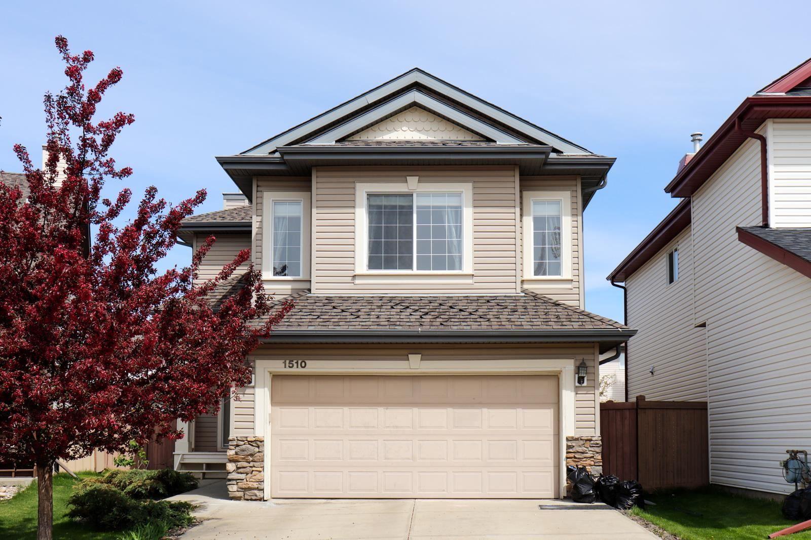 Main Photo: 1510 HODGSON Close in Edmonton: Zone 14 House for sale : MLS®# E4246398