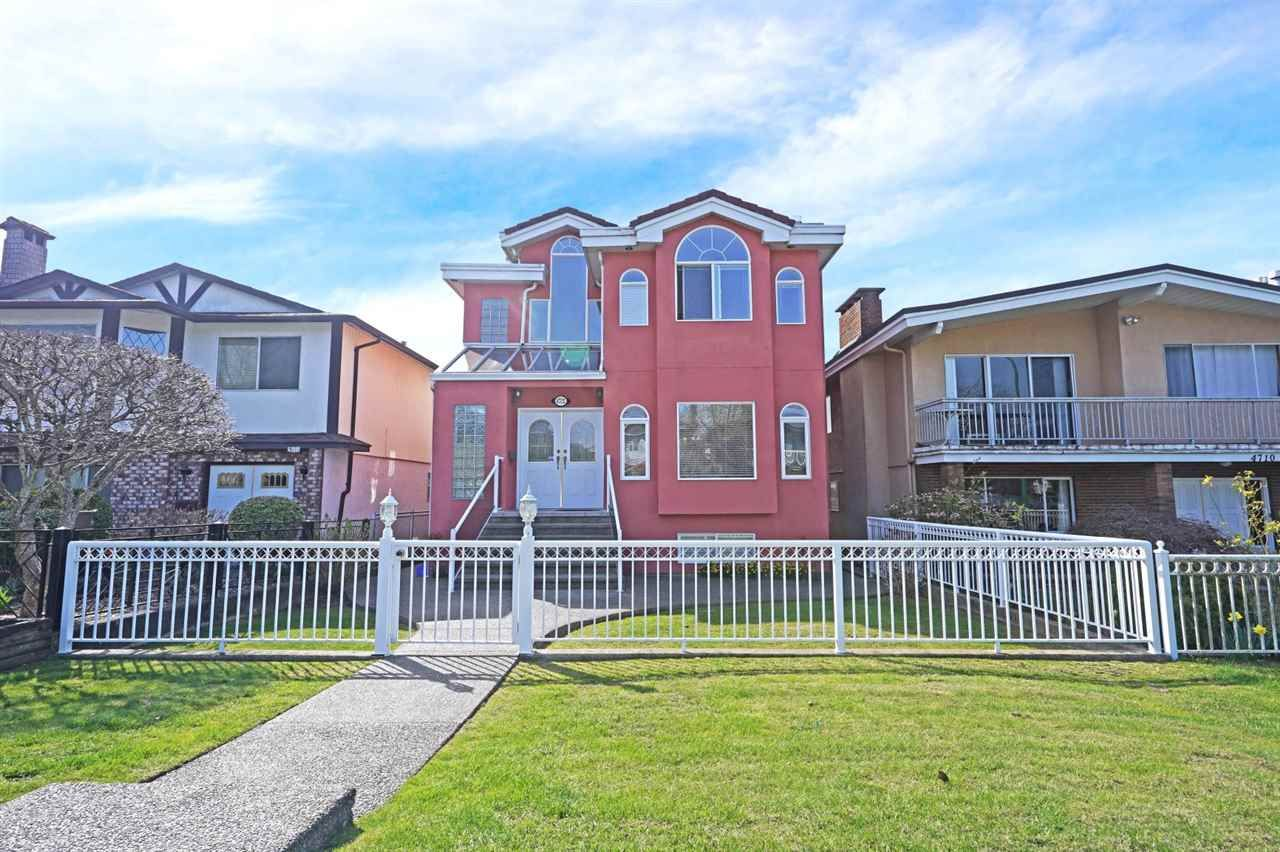 Main Photo: 4712 UNION Street in Burnaby: Brentwood Park House for sale (Burnaby North)  : MLS®# R2562659