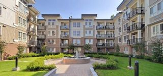 "Photo 1: 104 5430 201ST Street in Langley: Langley City Condo for sale in ""The Sonnet"""