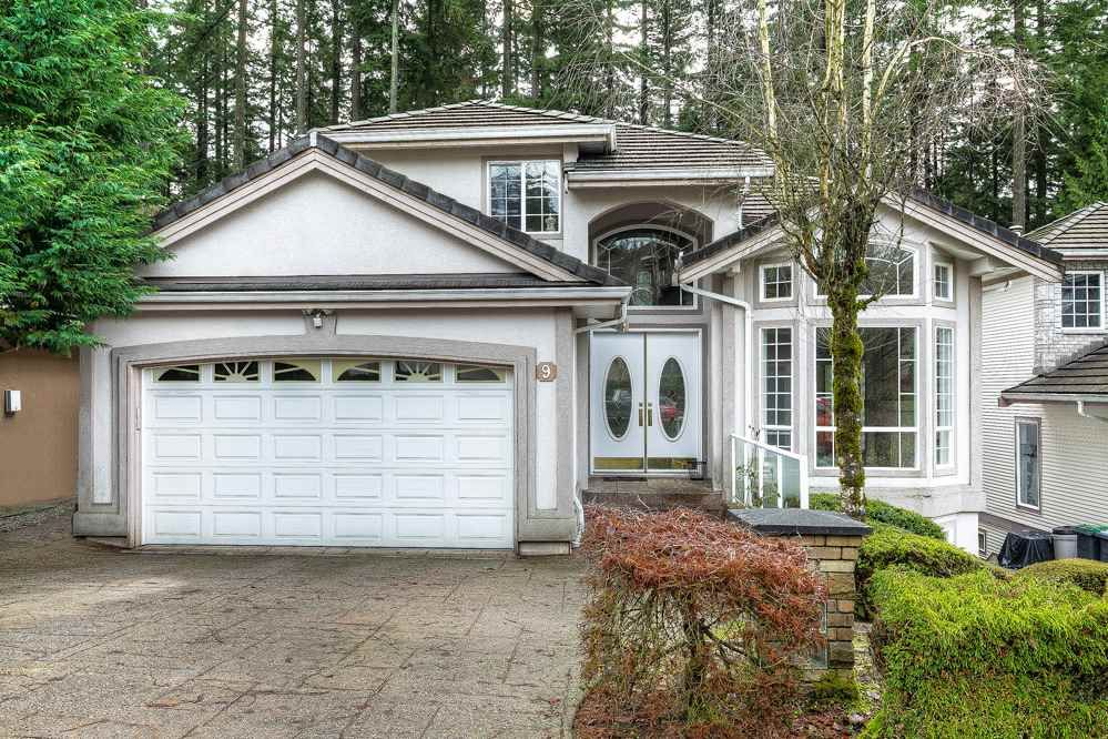 """Main Photo: 9 WILKES CREEK Drive in Port Moody: Heritage Mountain House for sale in """"TWIN CREEKS"""" : MLS®# R2025659"""