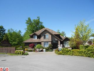 Photo 1: 8538 WILDWOOD Place in Surrey: Fleetwood Tynehead House for sale : MLS®# F1213221