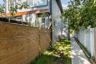 Photo 39: 6418 106 Street in Edmonton: Zone 15 Duplex Front and Back for sale : MLS®# E4234405