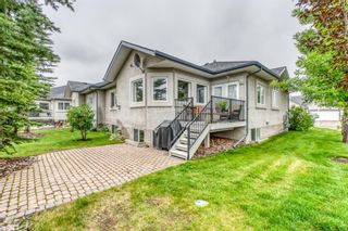 Photo 44: 252 Simcoe Place SW in Calgary: Signal Hill Semi Detached for sale : MLS®# A1131630