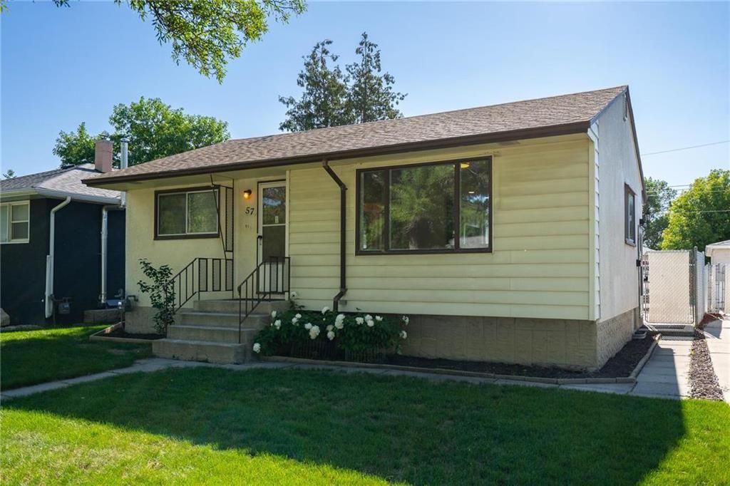Main Photo: 57 Keenleyside Street in Winnipeg: Residential for sale (3B)  : MLS®# 202114130