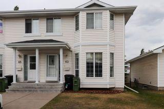 Photo 1: 63 3380 28A Avenue in Edmonton: Zone 30 Townhouse for sale : MLS®# E4262279