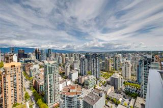 """Photo 9: 3803 1283 HOWE Street in Vancouver: Downtown VW Condo for sale in """"Tate"""" (Vancouver West)  : MLS®# R2592926"""