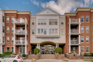 Main Photo: 3115 5605 Henwood Street SW in Calgary: Garrison Green Apartment for sale : MLS®# A1143851