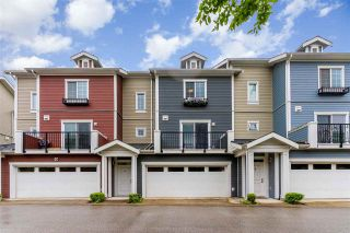 """Photo 2: 9 9691 ALBERTA Road in Richmond: McLennan North Townhouse for sale in """"JADE"""" : MLS®# R2574897"""