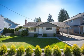 Photo 1: 1182 PRAIRIE Avenue in Port Coquitlam: Birchland Manor House for sale : MLS®# R2115030