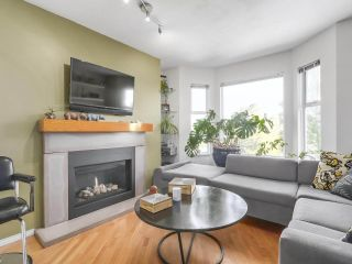 """Photo 8: 404 1562 W 5TH Avenue in Vancouver: False Creek Condo for sale in """"GRYPHON COURT"""" (Vancouver West)  : MLS®# R2211506"""