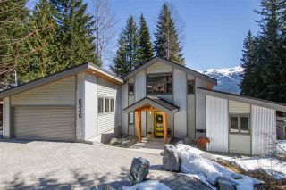Photo 1: 8346 RAINBOW Drive in Whistler: Alpine Meadows House for sale : MLS®# R2567685