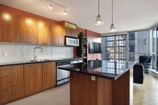 """Photo 5: 1808 1155 SEYMOUR Street in Vancouver: Downtown VW Condo for sale in """"THE BRAVA"""" (Vancouver West)  : MLS®# R2541417"""