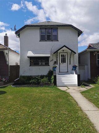 Photo 1: 398 Arlington Street in Winnipeg: West End Residential for sale (5A)  : MLS®# 202022197