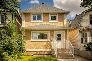 Photo 1: 531 Craig Street in Winnipeg: Wolseley Residential for sale (5B)  : MLS®# 202017854