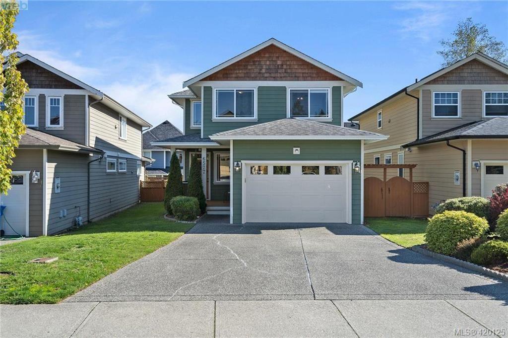Main Photo: 6577 Arranwood Dr in SOOKE: Sk Sooke Vill Core House for sale (Sooke)  : MLS®# 831387