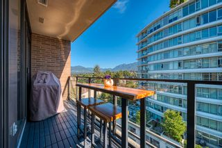 """Photo 12: 1009 170 W 1ST Street in North Vancouver: Lower Lonsdale Condo for sale in """"ONE PARK LANE"""" : MLS®# R2605831"""