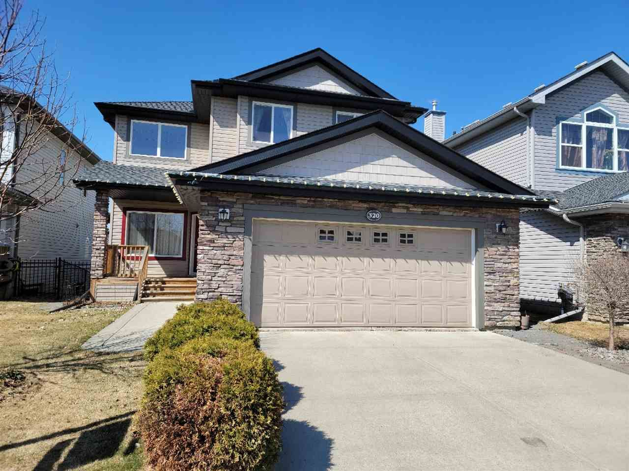 Main Photo: 320 65 Street in Edmonton: Zone 53 House for sale : MLS®# E4229354