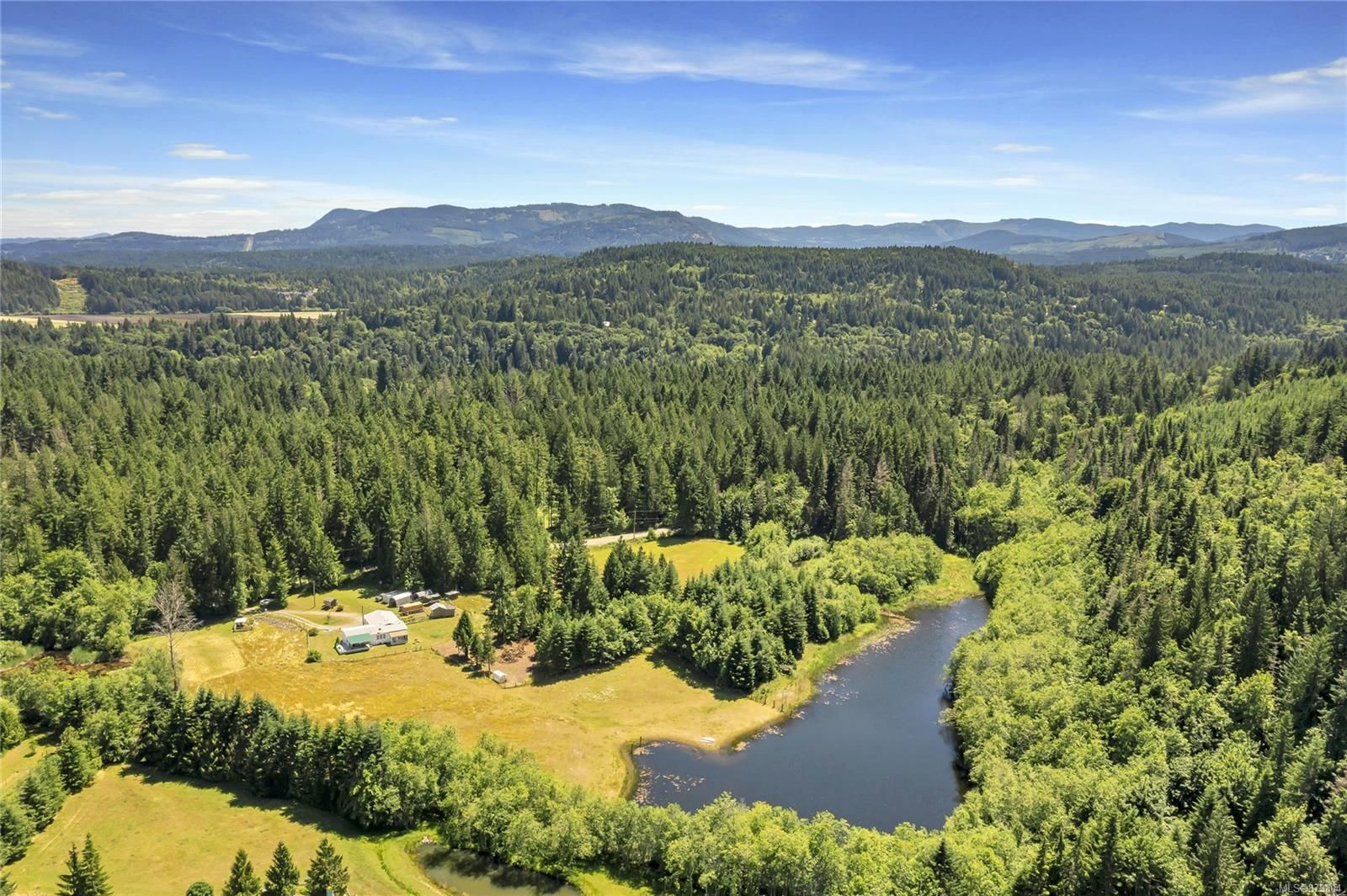 Photo 2: Photos: 3596 Riverside Rd in : ML Cobble Hill Manufactured Home for sale (Malahat & Area)  : MLS®# 879804