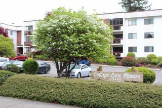 """Photo 1: 115 33490 COTTAGE Lane in Abbotsford: Central Abbotsford Condo for sale in """"Cottage Lane"""" : MLS®# R2611244"""
