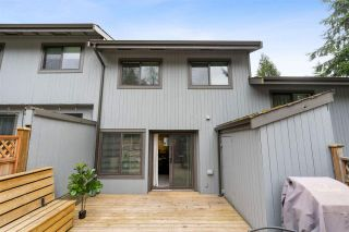 """Photo 28: 887 CUNNINGHAM Lane in Port Moody: North Shore Pt Moody Townhouse for sale in """"WOODSIDE VILLAGE"""" : MLS®# R2555689"""