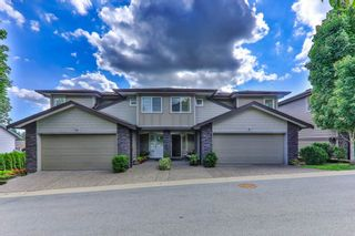 "Photo 1: 7 22865 TELOSKY Avenue in Maple Ridge: East Central Townhouse for sale in ""WINDSONG"" : MLS®# R2377413"