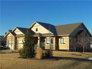 Photo 1: 3 CIMARRON ESTATES Way: Okotoks House for sale : MLS®# C3656474