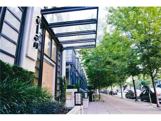 """Photo 20: Photos: 315 1255 SEYMOUR Street in Vancouver: Downtown VW Townhouse for sale in """"The Elan"""" (Vancouver West)  : MLS®# V1077114"""