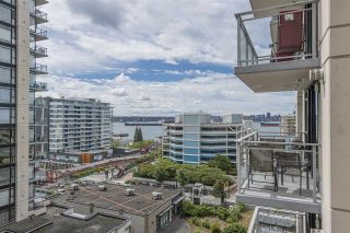 """Photo 18: 901 175 W 1ST Street in North Vancouver: Lower Lonsdale Condo for sale in """"TIME"""" : MLS®# R2480816"""