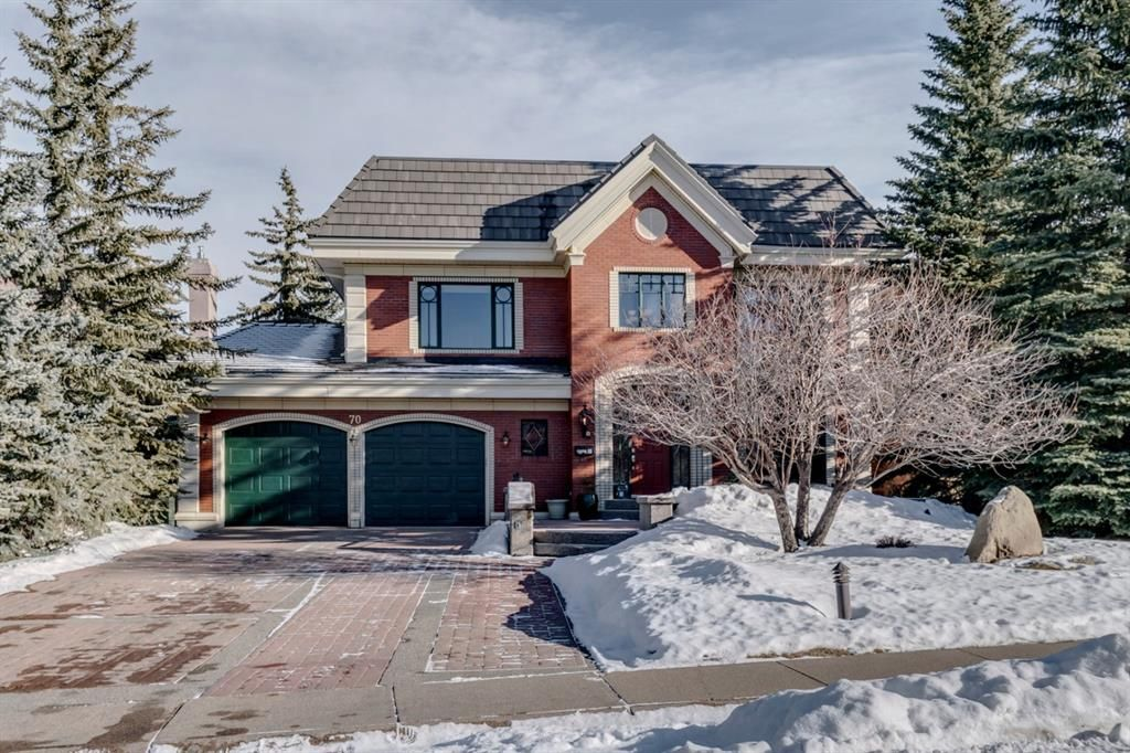 Main Photo: 70 Signature Heights SW in Calgary: Signal Hill Detached for sale : MLS®# A1066899
