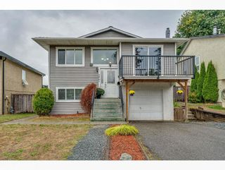 Photo 1: 3461 JUNIPER Crescent in Abbotsford: Abbotsford East House for sale : MLS®# R2617514
