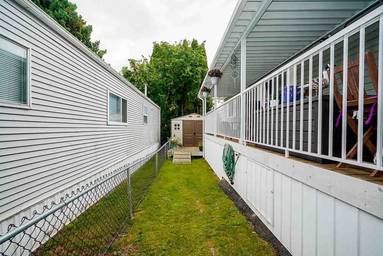 """Photo 21: Photos: 49 7790 KING GEORGE Boulevard in Surrey: East Newton Manufactured Home for sale in """"CRISPEN BAYS"""" : MLS®# R2493696"""