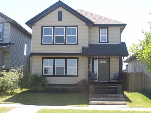 Main Photo: 732 PRESTWICK Circle SE in Calgary: McKenzie Towne House for sale : MLS®# C4019225