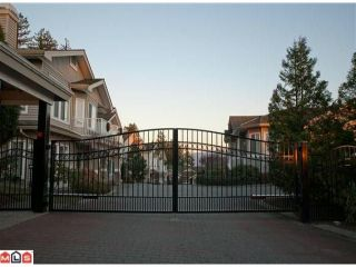 "Photo 1: 27 35537 EAGLE MOUNTAIN Drive in Abbotsford: Abbotsford East Townhouse for sale in ""Eaton Place"" : MLS®# F1100660"