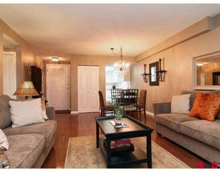 """Photo 7: 201 32440 SIMON Avenue in Abbotsford: Abbotsford West Condo for sale in """"Trethewey Tower"""" : MLS®# F2818901"""
