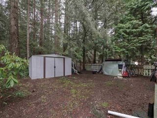 "Photo 17: 8 2306 198 Street in Langley: Brookswood Langley Manufactured Home for sale in ""Cedar Lane Park"" : MLS®# R2237206"
