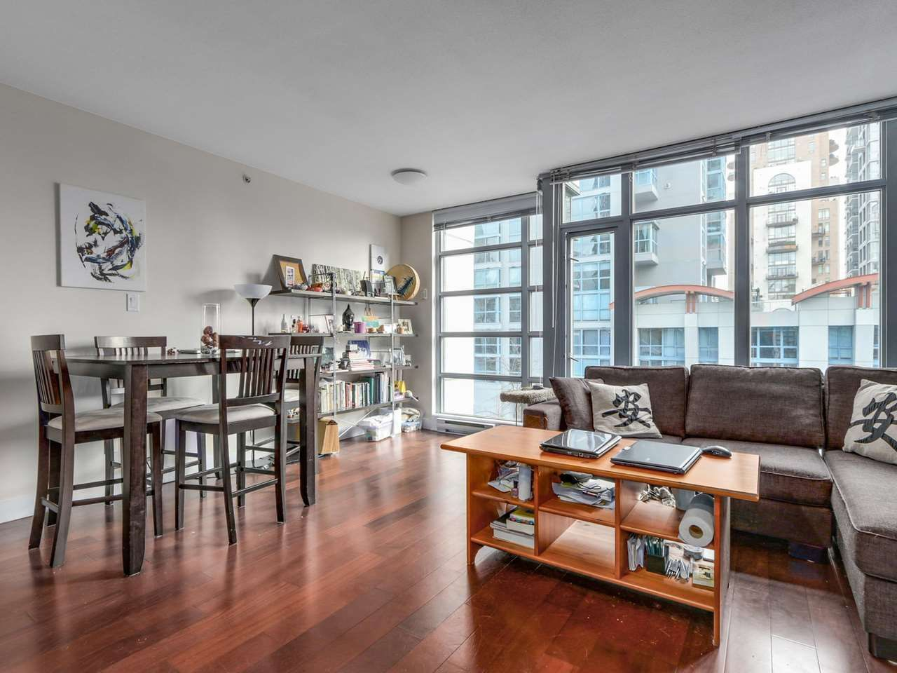 Main Photo: 504 1255 SEYMOUR STREET in : Downtown VW Condo for sale : MLS®# R2135591