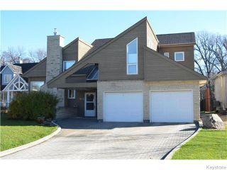 Photo 1: 826 Kilkenny Drive in Winnipeg: Fort Richmond Residential for sale (1K)  : MLS®# 1621110