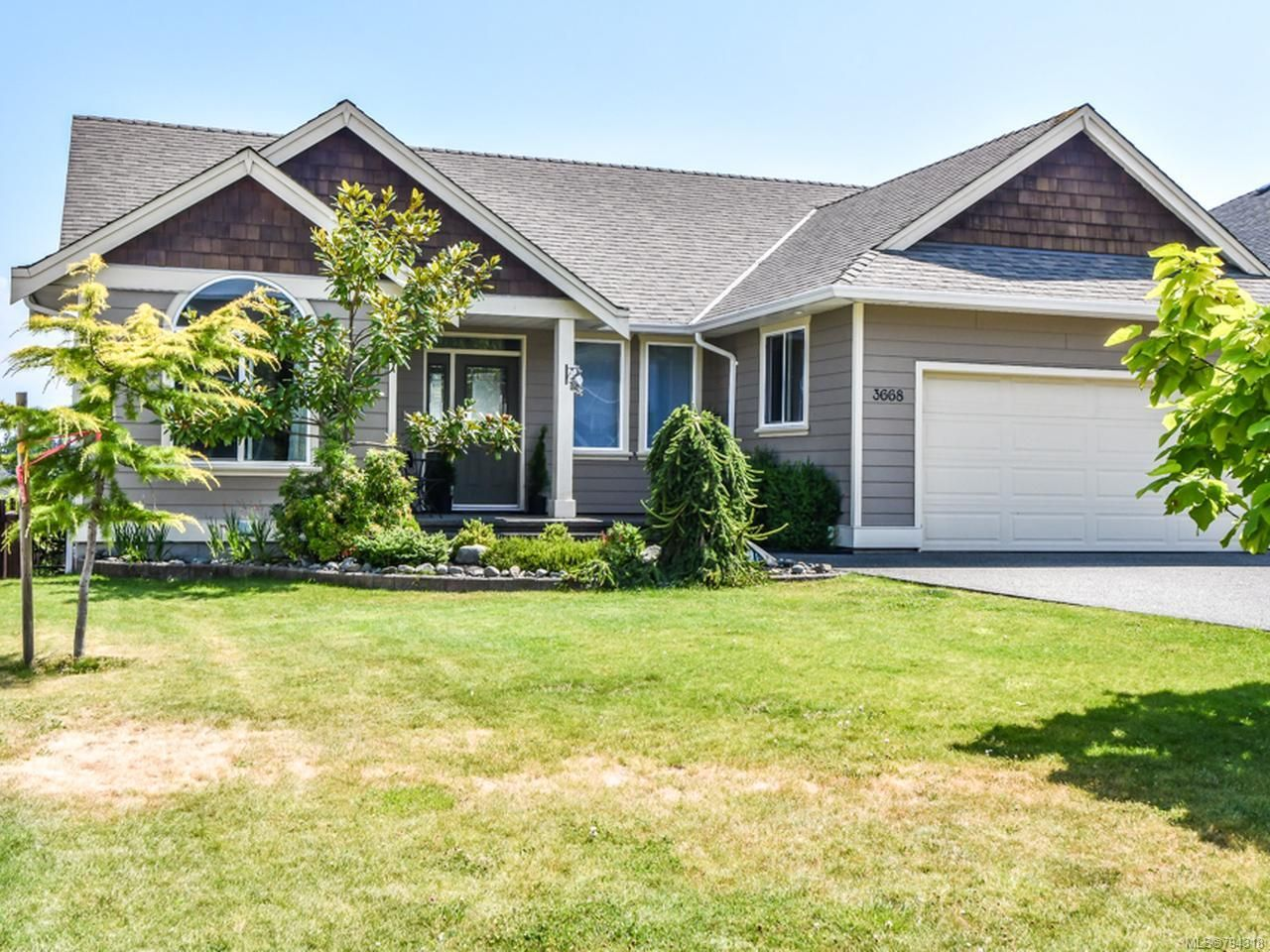 Main Photo: 3668 VERMONT PLACE in CAMPBELL RIVER: CR Willow Point House for sale (Campbell River)  : MLS®# 794318